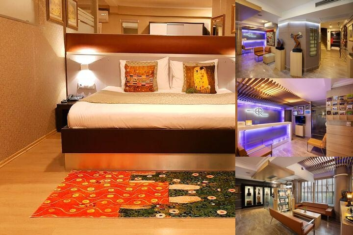 Gallery Residence & Boutique Hotel photo collage