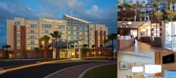 Hyatt Place Pensacola Airport photo collage