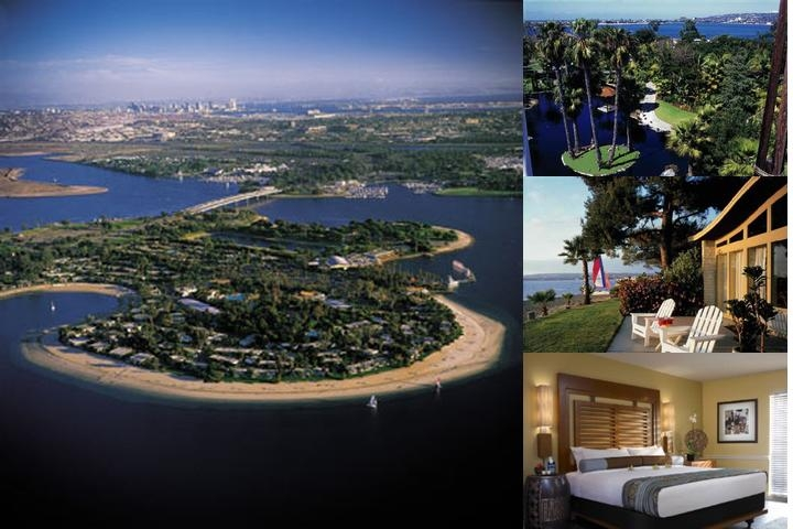 Paradise Point Resort & Spa photo collage