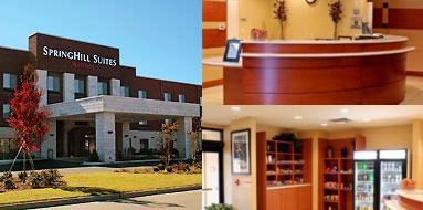 Springhill Suites Statesboro photo collage