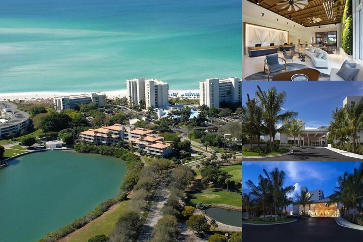 The Resort at Longboat Key Club photo collage