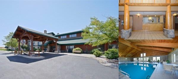 Best Western Plus Sidney Lodge photo collage