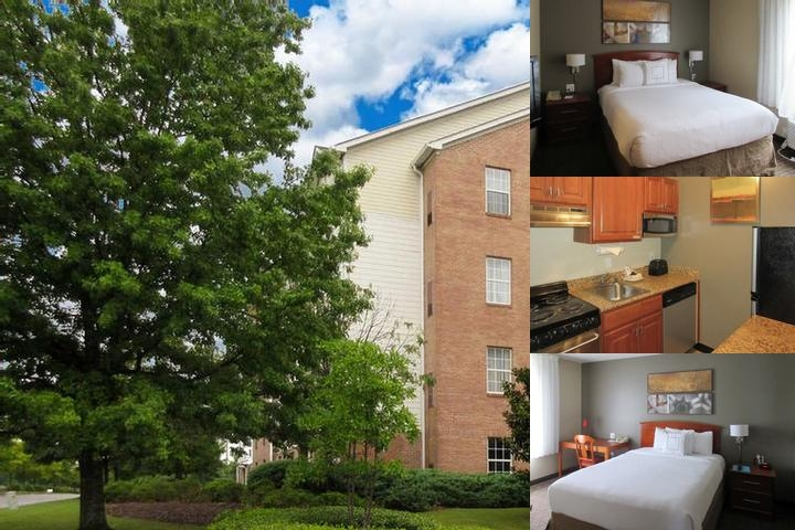 Towneplace Suites by Marriott Birmingham / Homewoo photo collage