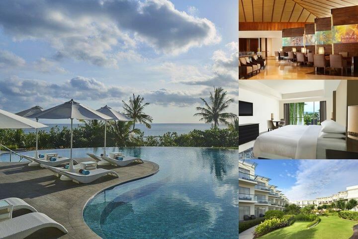 Sheraton Bali Kuta Resort photo collage