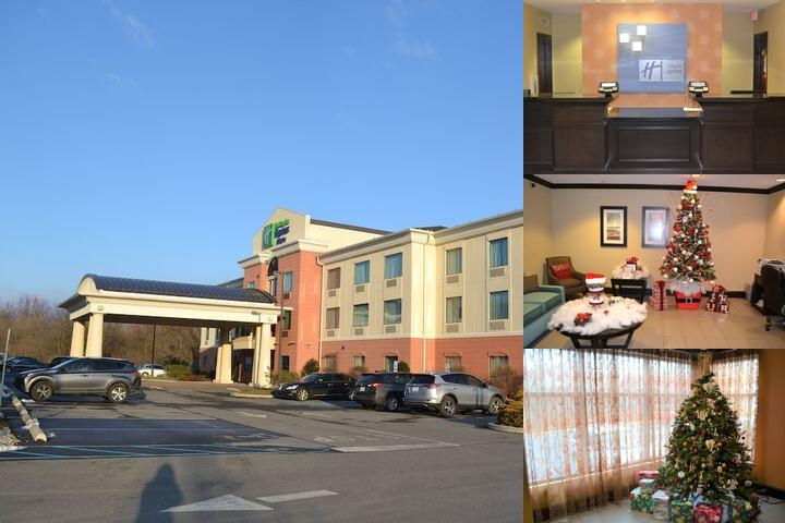 Holiday Inn Express & Suites Selinsgrove photo collage