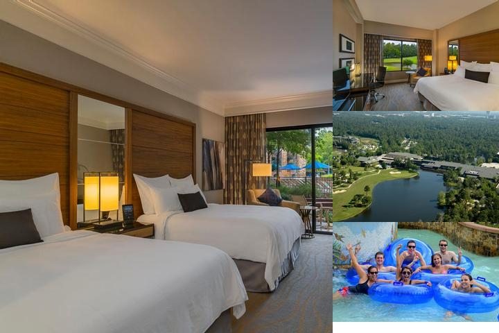 The Woodlands Resort & Conference Center photo collage