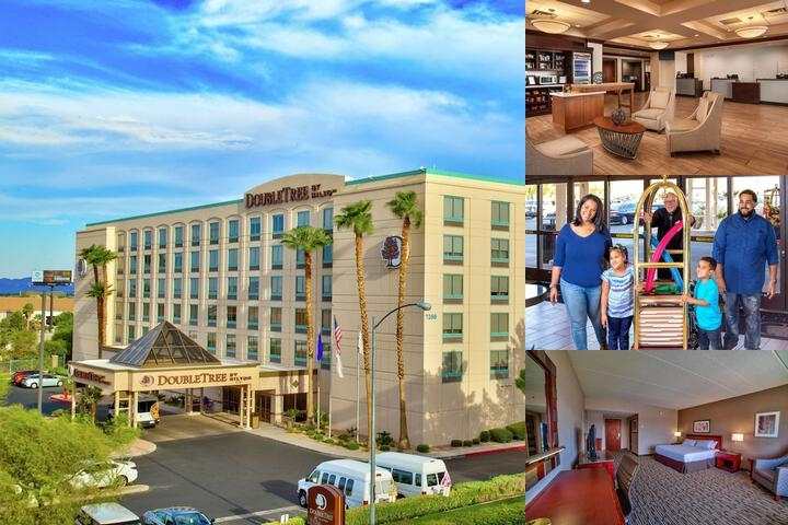 Doubletree by Hilton Las Vegas Airport photo collage