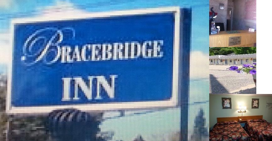 Bracebridge Inn photo collage
