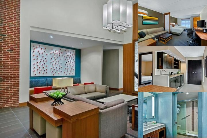 Hyatt Place Fredericksburg at Mary Washington photo collage