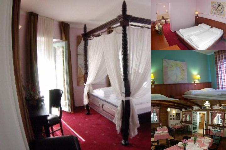 Hotel Risnjak photo collage