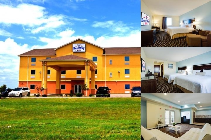 Best Way Inn Cleburne photo collage