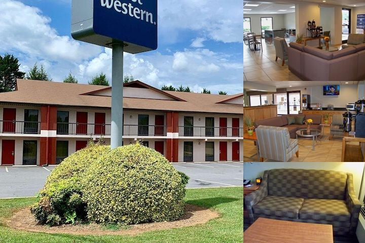 Best Western of Murphy photo collage