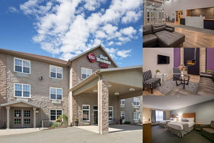 Best Western Plus Woodstock Hotel & Conference Cen photo collage