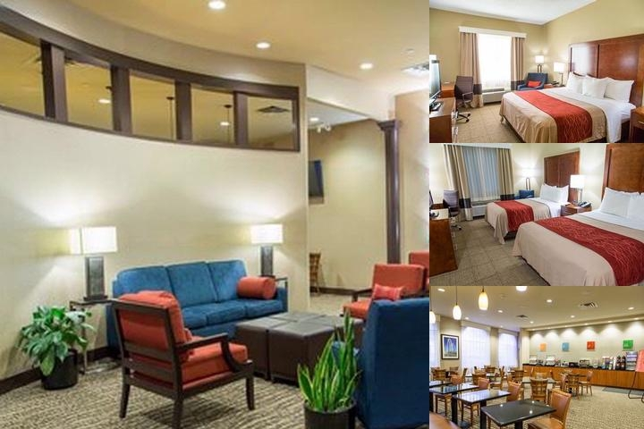 Comfort Inn Dfw North photo collage