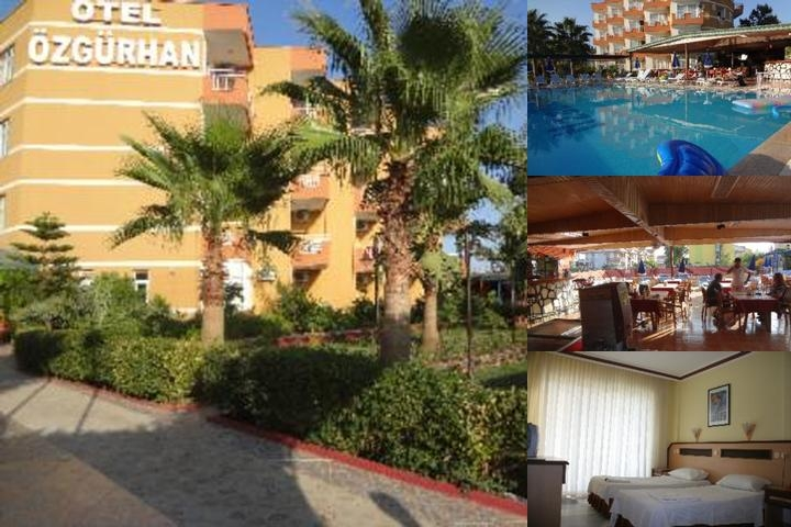 Ozgurhan Hotel photo collage