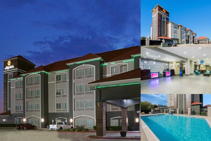 La Quinta Inn & Suites by Wyndham Fort Worth Eastchase photo collage