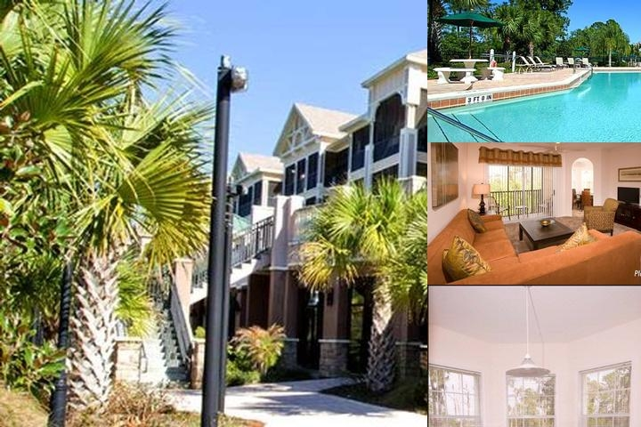 Palisades Resort Orlando photo collage
