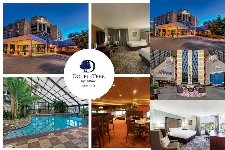 Doubletree by Hilton Memphis East photo collage
