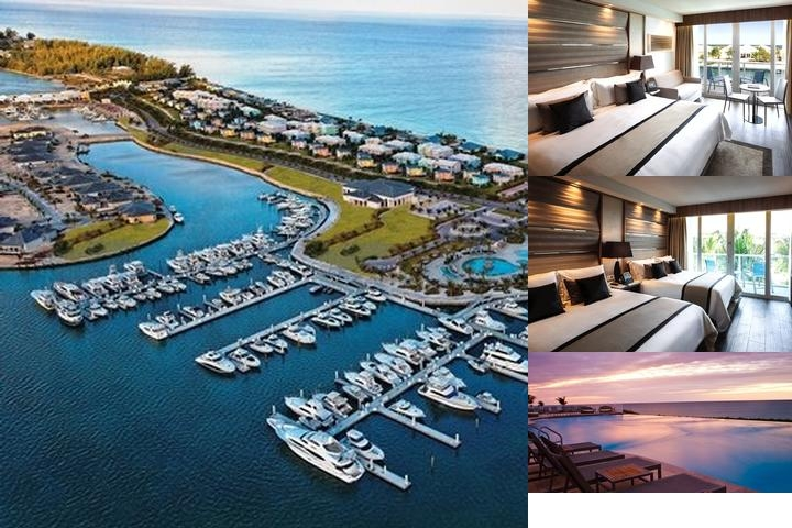 Resort World Bimini photo collage