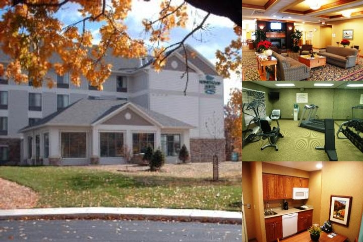Homewood Suites by Hilton Newburgh Stewart Airport photo collage