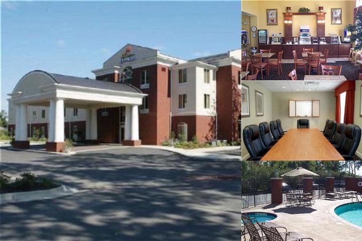 Holiday Inn Express Hotel & Suites Auburn University Area photo collage