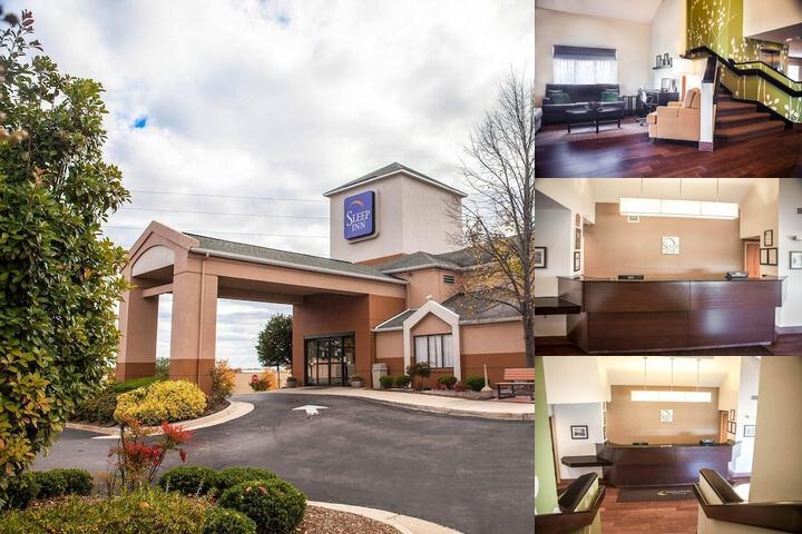 Sleep Inn Potomac Mills photo collage