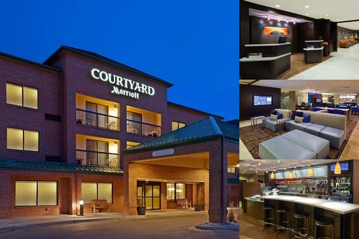 Courtyard by Marriott Boulder / Louisville photo collage