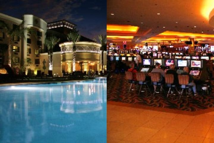 Quechan Casino Resort photo collage