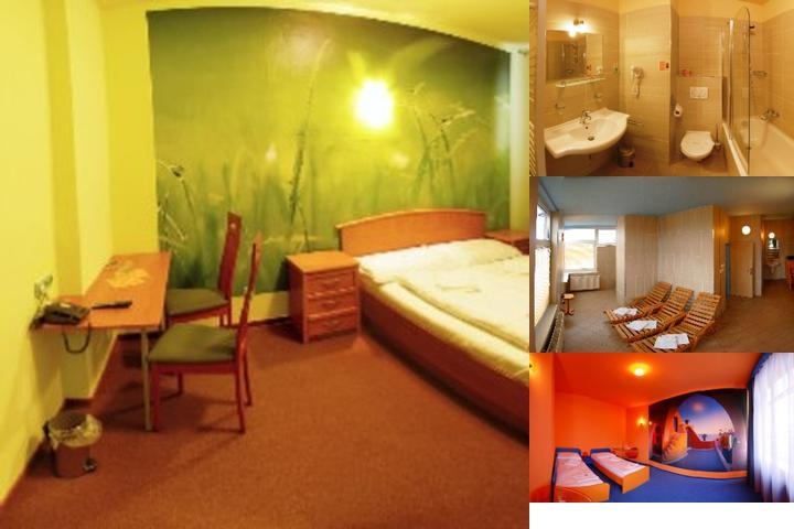 Hotel Liberec photo collage