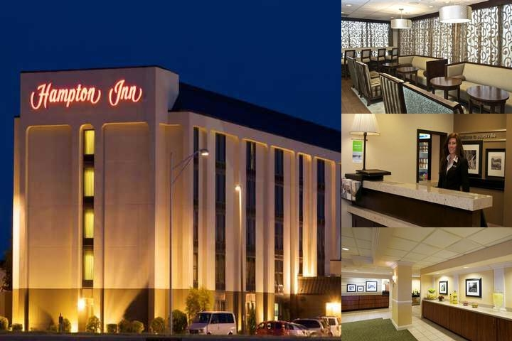 Hampton Inn East photo collage