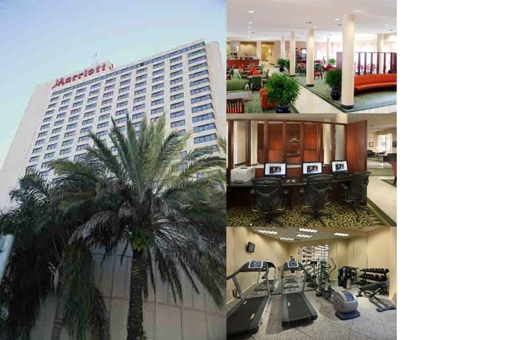 Marriott Miami Dadeland photo collage