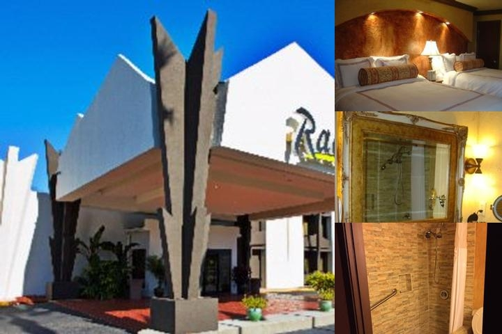 Radisson Baton Rouge photo collage