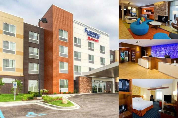 Fairfield Inn Wentzville Mo photo collage