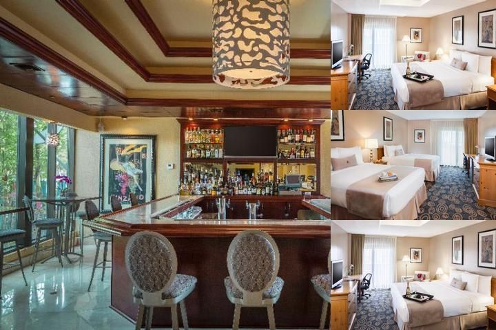 Regency Hotel Miami photo collage