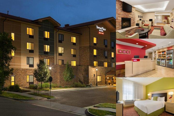 Towneplace Suites Denver Airport at Gateway Park Towneplace Suites By Marriott Denver Airport