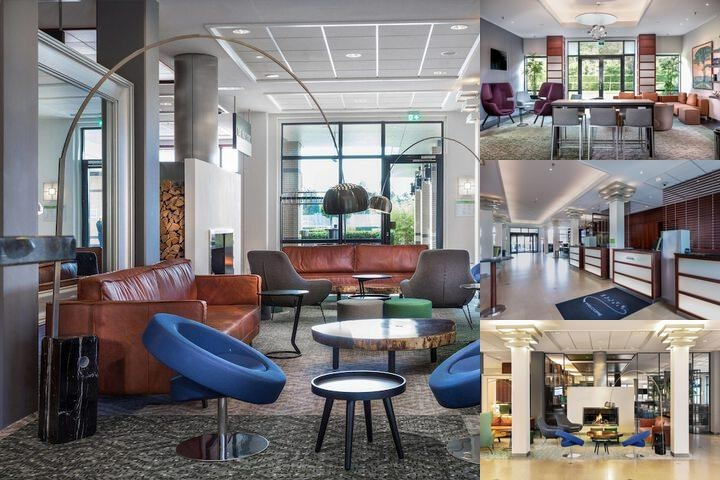 Courtyard by Marriott Amsterdam Airport photo collage