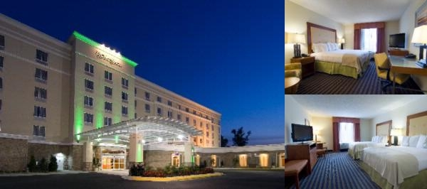 Holiday Inn Petersburg North Fort Lee photo collage