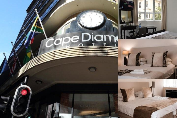 Cape Diamond Hotel photo collage