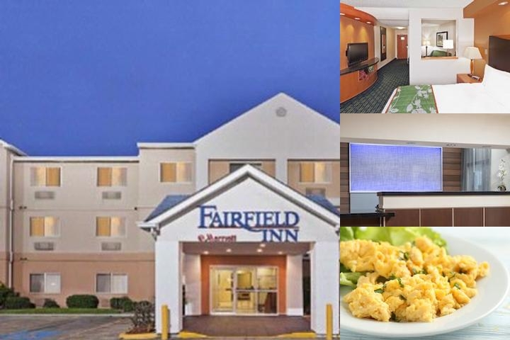 Fairfield Inn by Marriott Corpus Christi photo collage
