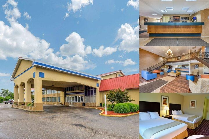 Econo Lodge Inn & Suites Tria photo collage