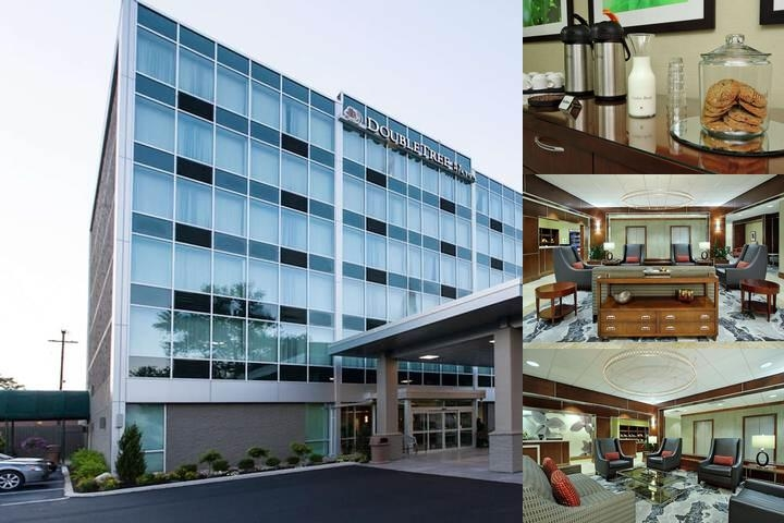 Doubletree by Hilton Newark Ohio photo collage