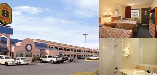 Super 8 Las Vegas Nellis Afb Area Photo Collage