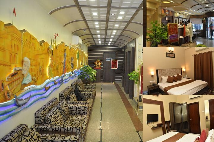 Hotel Vibhavharsh photo collage