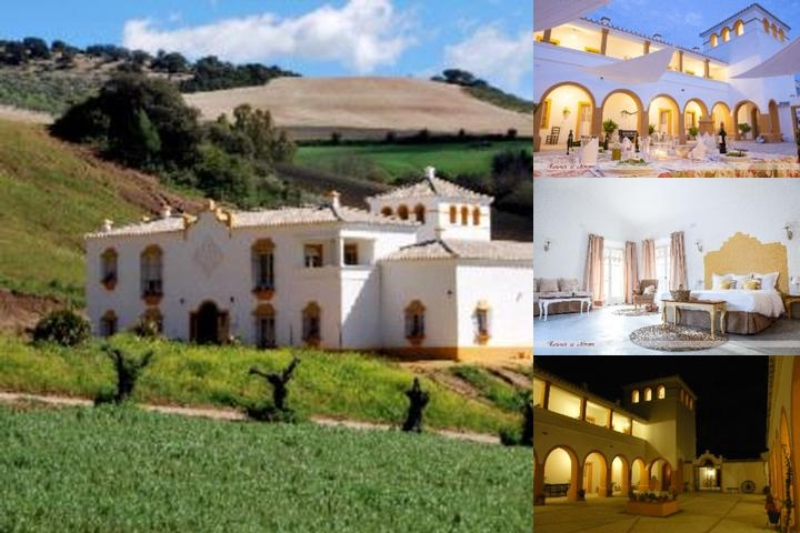 Hacienda La Morena photo collage