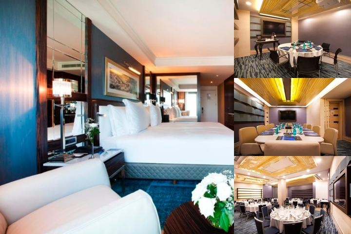 Radisson Blu Hotel Istanbul Pera photo collage