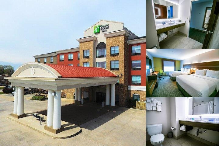 Holiday Inn Express & Suites Port Allen photo collage