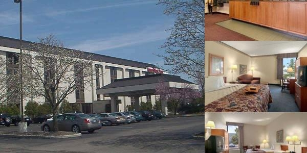 Motel 6 Columbus North / Polaris photo collage