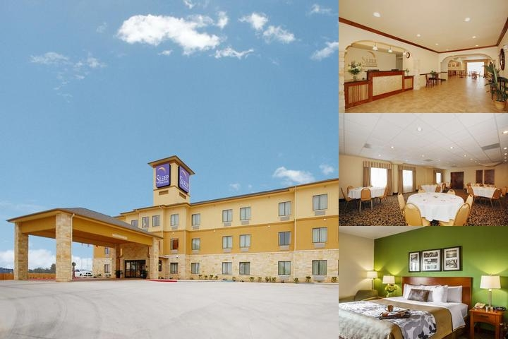 Sleep Inn & Suites Gonzales photo collage