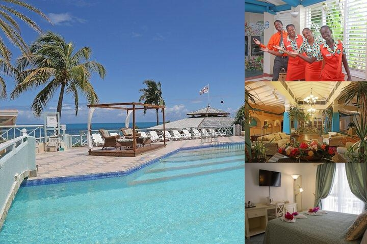 Residence Ocean Point & Spa Antigua photo collage