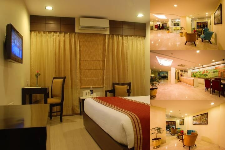 Hotel Classic Diplomat photo collage